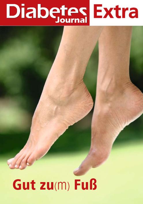 Füße und Diabetes